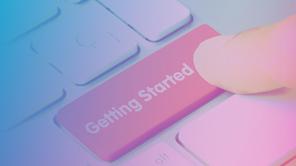 Getting Started Business Header