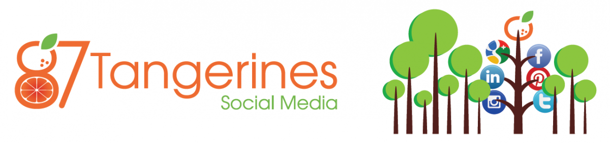 Tangerines Social Media