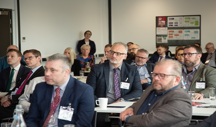 Blackpool business leaders attending 'The Place For Business' event
