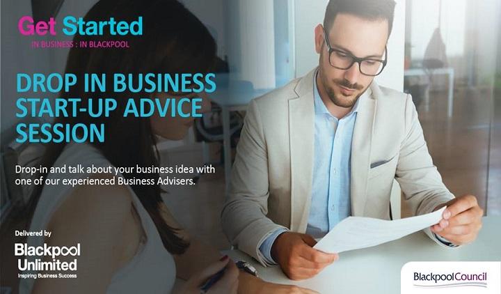 Drop in business advice