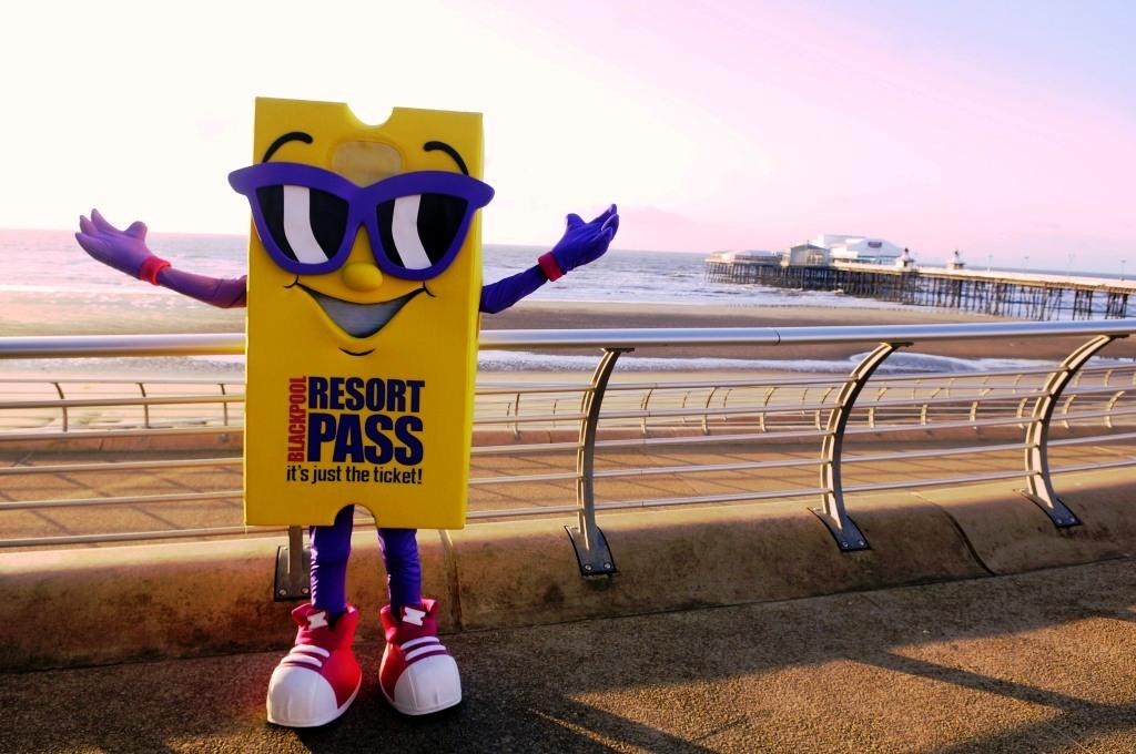 Blackpool Resort Pass Rocky
