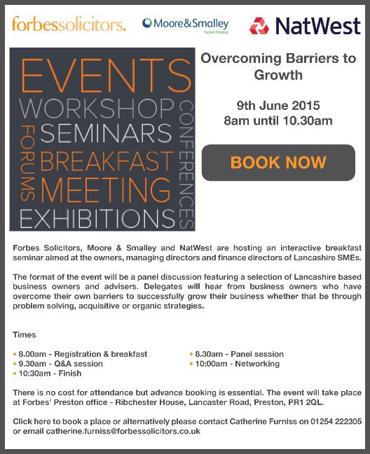Business Growth Seminar