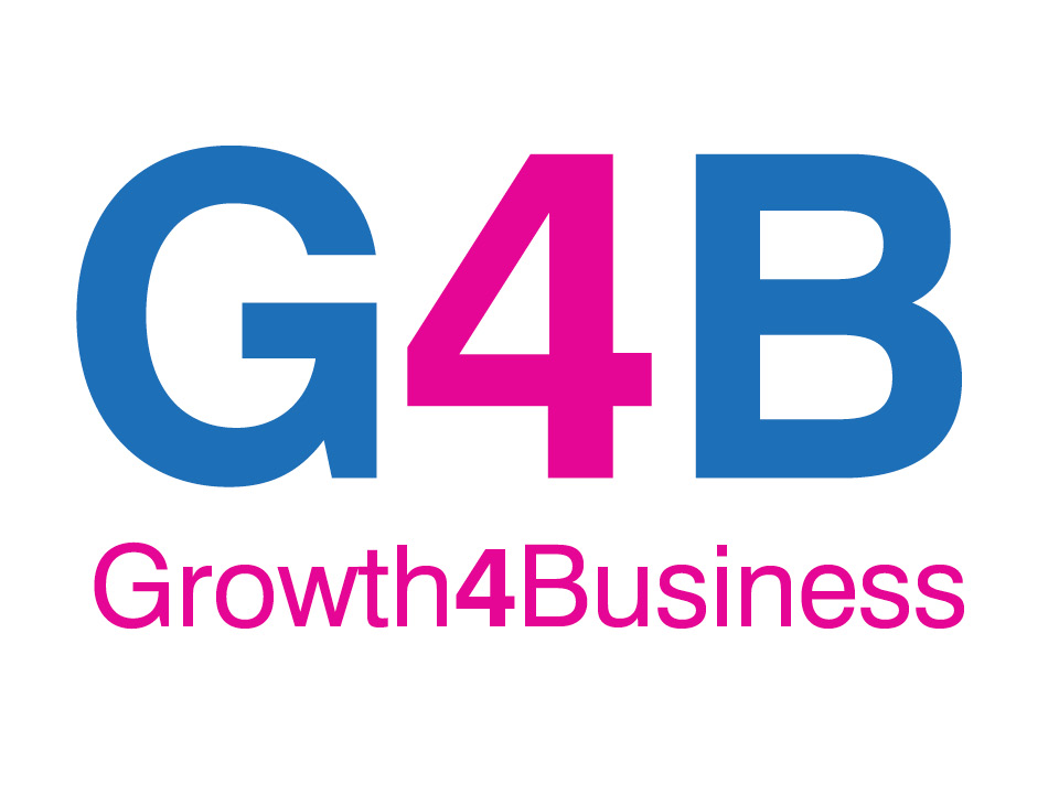 GROWTH FOR BUSINESS LOGO