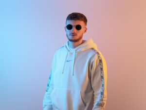 DJ and music producer Ollie Crowe