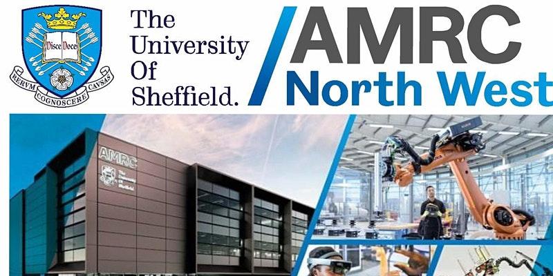 Logo of AMRC and University of Sheffield